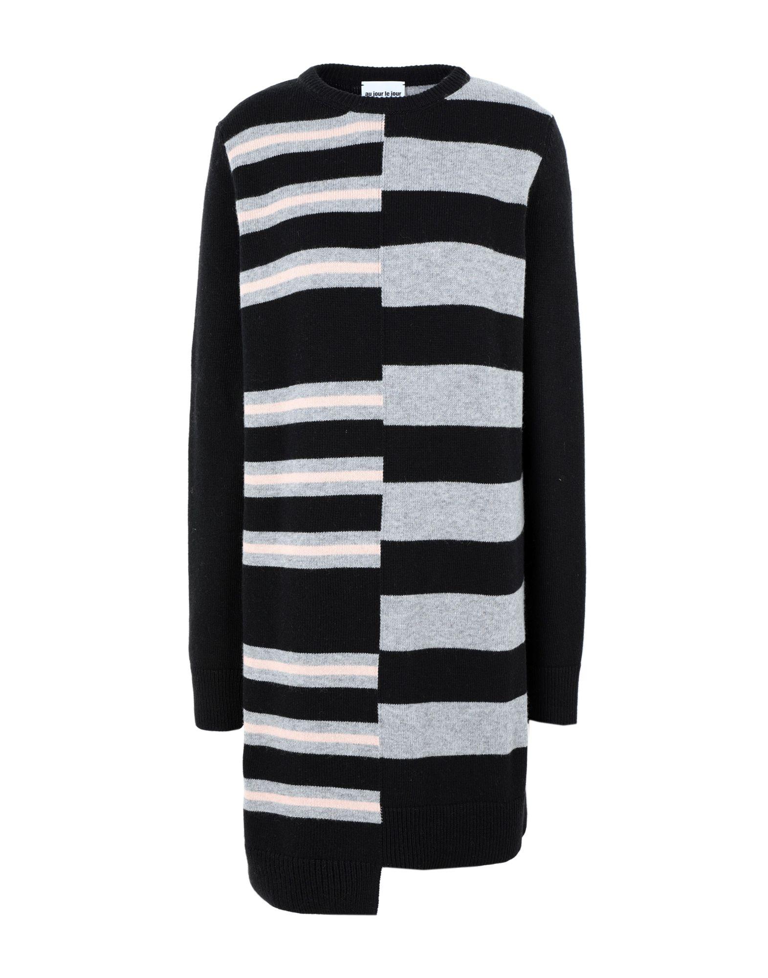 AU JOUR LE JOUR   AU JOUR LE JOUR Sweaters 39905697   Goxip
