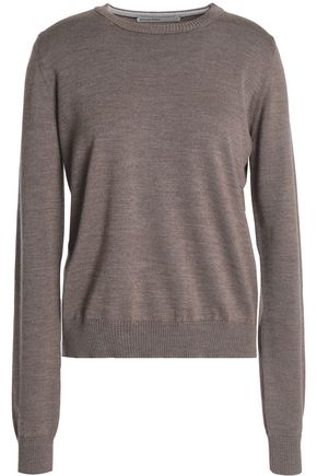 GENTRYPORTOFINO Wool, silk and cashmere-blend sweater