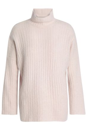 GENTRYPORTOFINO Ribbed cashmere-blend sweater