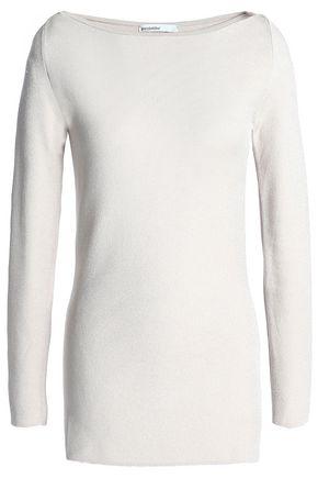 GENTRYPORTOFINO Stretch-knit sweater