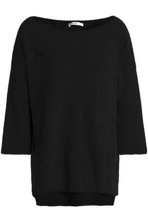 GENTRYPORTOFINO Ribbed cashmere-blend sweater