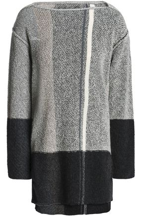 Cashmere Blend Blouclé Sweater by Gentryportofino