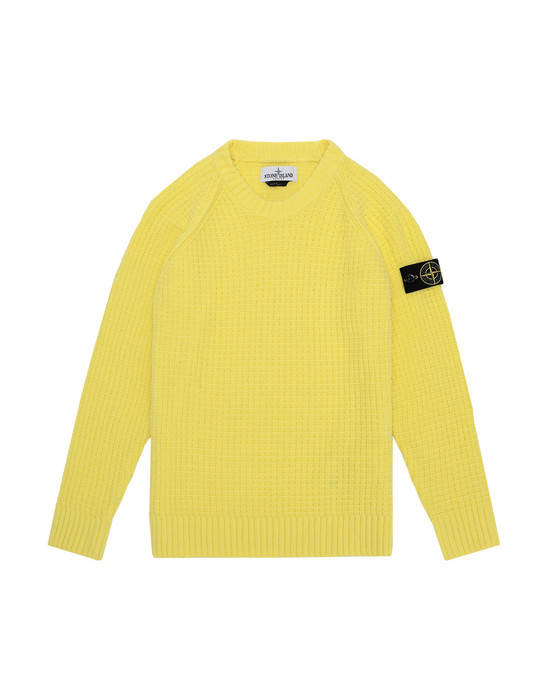 Crewneck 521D3 STONE ISLAND JUNIOR - 0