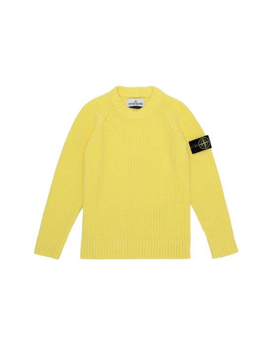 Crewneck sweater 521D3  STONE ISLAND JUNIOR - 0