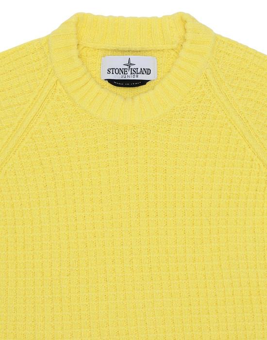 39906460ga - SWEATERS STONE ISLAND JUNIOR