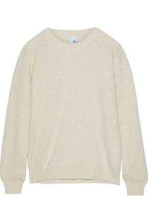 IRIS & INK Amy cashmere and wool-blend sweater