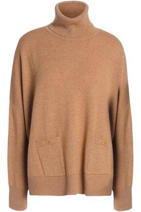 VANESSA BRUNO Wool and cashmere-blend turtleneck sweater