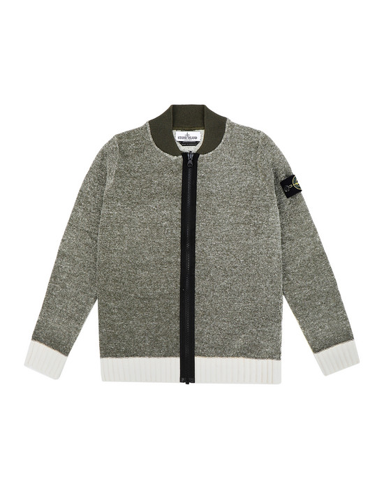 Tricot 510D2 RÉVERSIBLE STONE ISLAND JUNIOR - 0
