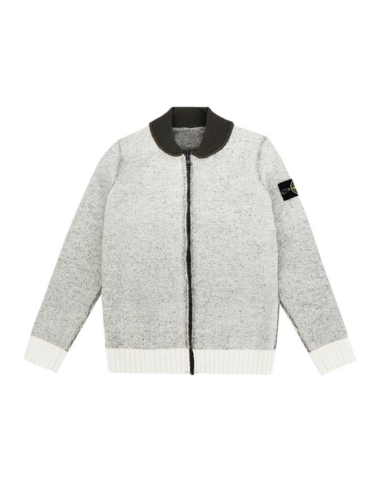 39907376ut - SWEATERS STONE ISLAND JUNIOR