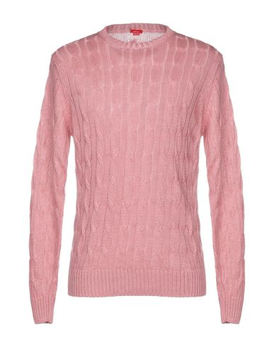 Фото - Мужской свитер MNML COUTURE розового цвета