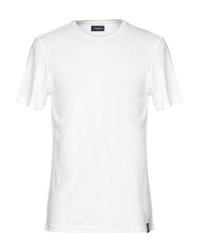 Купить Женскую футболку DRUMOHR белого цвета