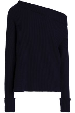 AGNONA Ribbed cashmere sweater