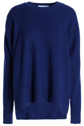 SANDRO_XX Gilda wool and cashmere-blend sweater