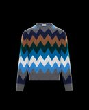 MONCLER CREWNECK - Long sleeve sweaters - men