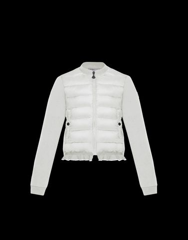 MONCLER SWEATSHIRT - Lined sweatshirts - women