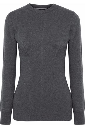 STELLA McCARTNEY Mélange wool sweater