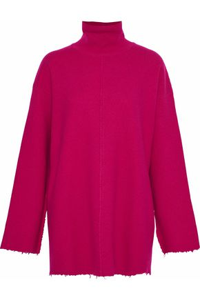 STELLA McCARTNEY Oversized wool turtleneck sweater