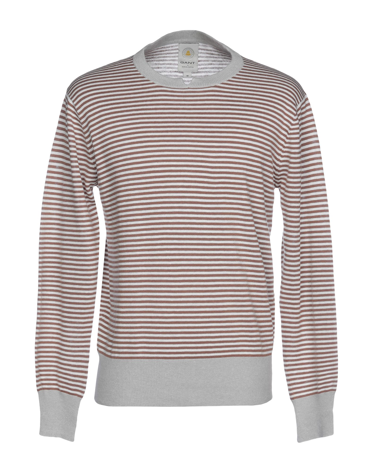 GANT BY MICHAEL BASTIAN Sweaters in Brown