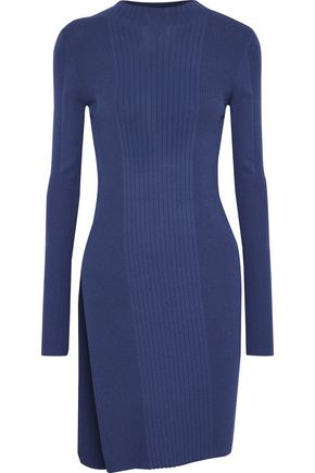 THEORY Ribbed-knit tunic
