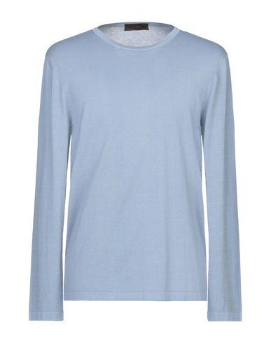 Купить Мужской свитер  грифельно-синего цвета