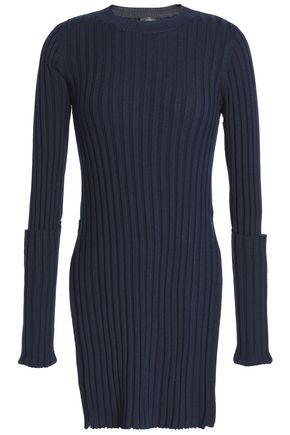 JOSEPH Ribbed merino wool sweater