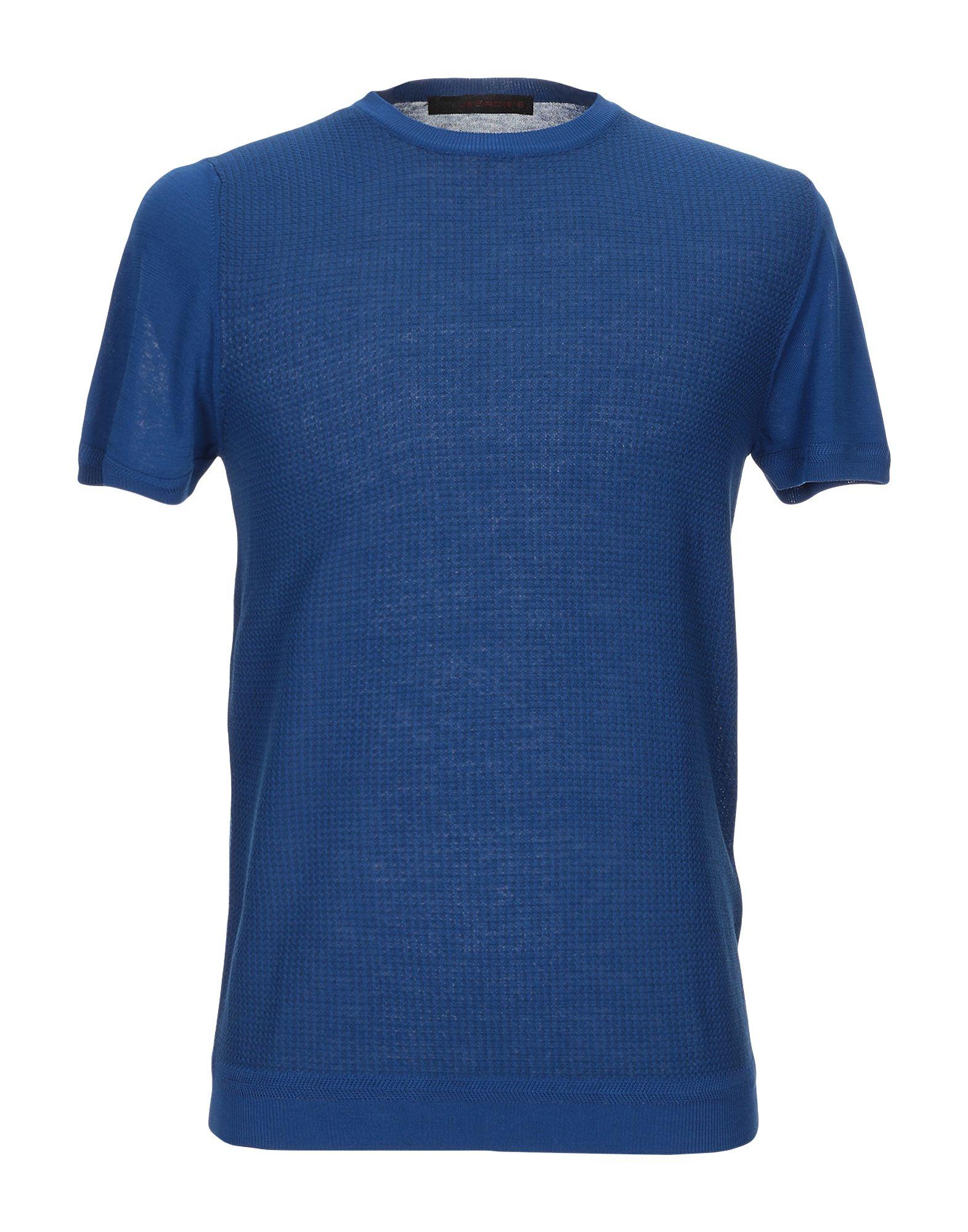 《セール開催中》JEORDIE'S メンズ プルオーバー ブルー L コットン 100%