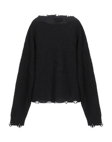 Фото 2 - Женский свитер GAëLLE Paris черного цвета