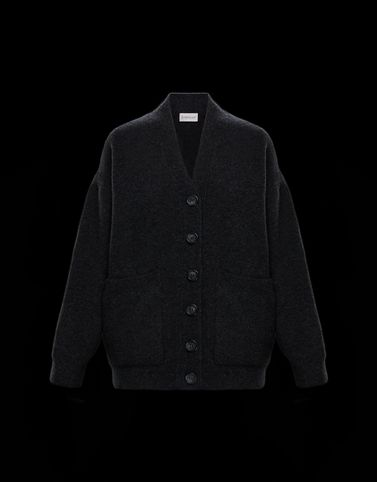 f610c5e4eb Moncler Sweaters Women - Cardigans FW