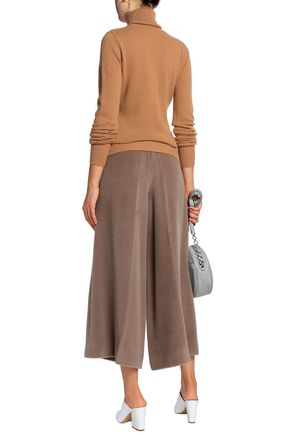 CHALAYAN Cutout cashmere turtleneck sweater
