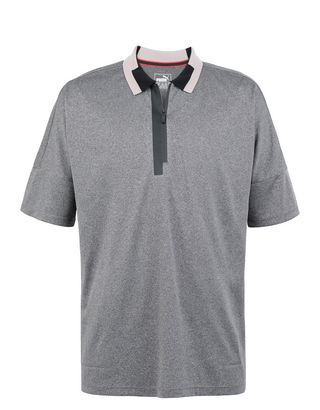 Scuderia Ferrari Online Store - Men's SF XX polo by Puma - Short Sleeve Polos