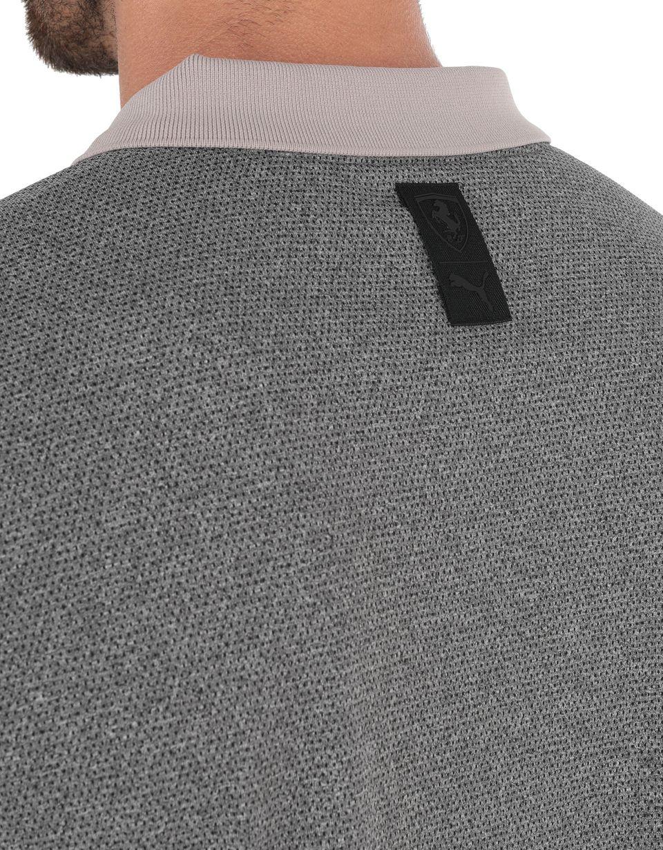 Scuderia Ferrari Online Store - Men's Puma SF XX polo - Short Sleeve Polos