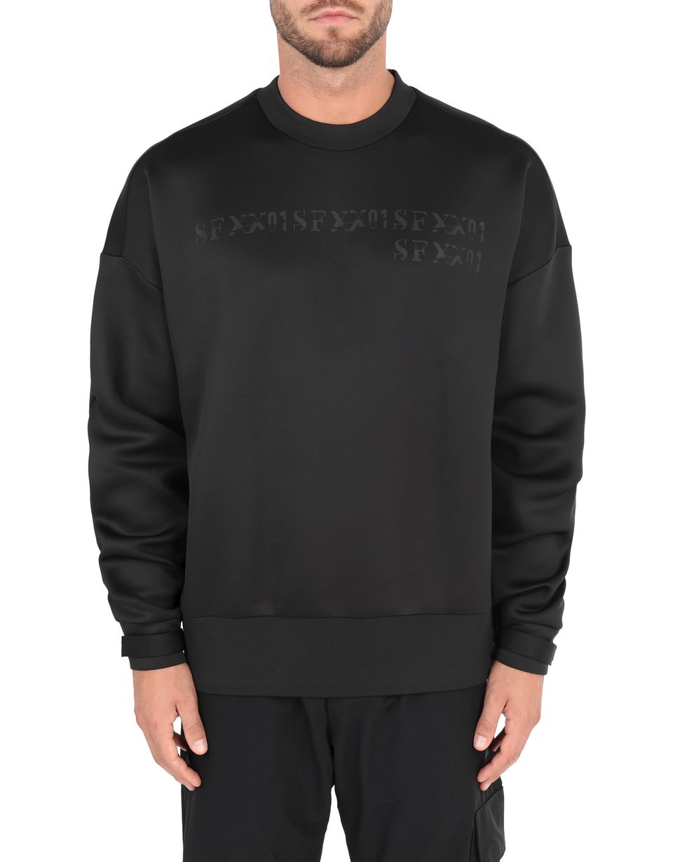 Scuderia Ferrari Online Store - Men's Puma SF XX crew neck jumper - V-Neck Jumpers