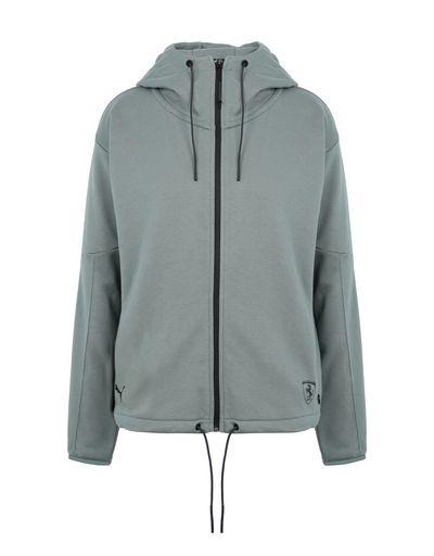 Scuderia Ferrari Online Store - Women's Puma SF hoodie -