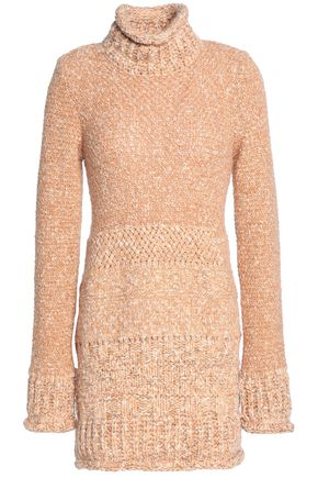 MISSONI Marled knitted turtleneck sweater