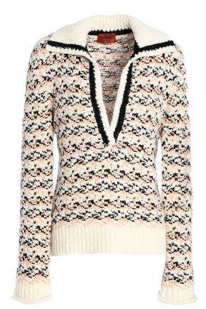 MISSONI Wool-blend bouclé sweater