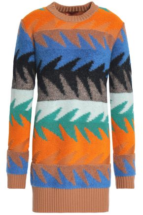 MISSONI Wool-blend bouclé sweater