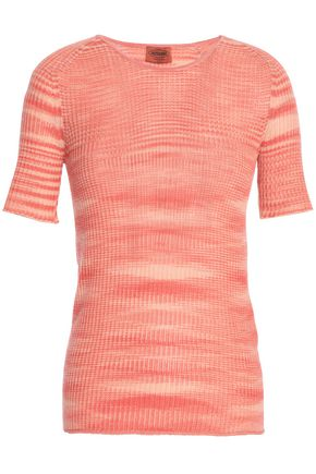 MISSONI Ribbed cashmere-blend sweater