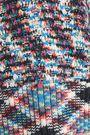 MISSONI Crochet-knit cashmere turtleneck sweater
