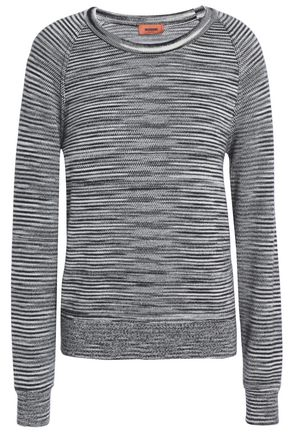 MISSONI Cashmere and silk-blend sweater