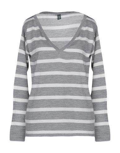 Фото - Женский свитер ELEVENTY серого цвета