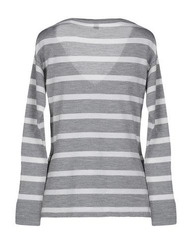 Фото 2 - Женский свитер ELEVENTY серого цвета