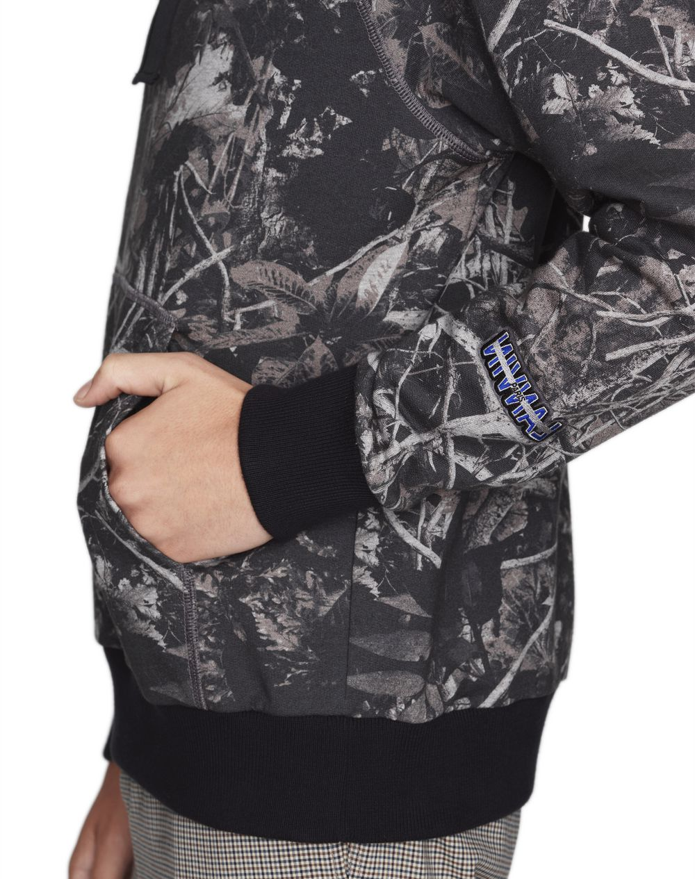 """FOREST CAMOUFLAGE"" HOODIE - Lanvin"