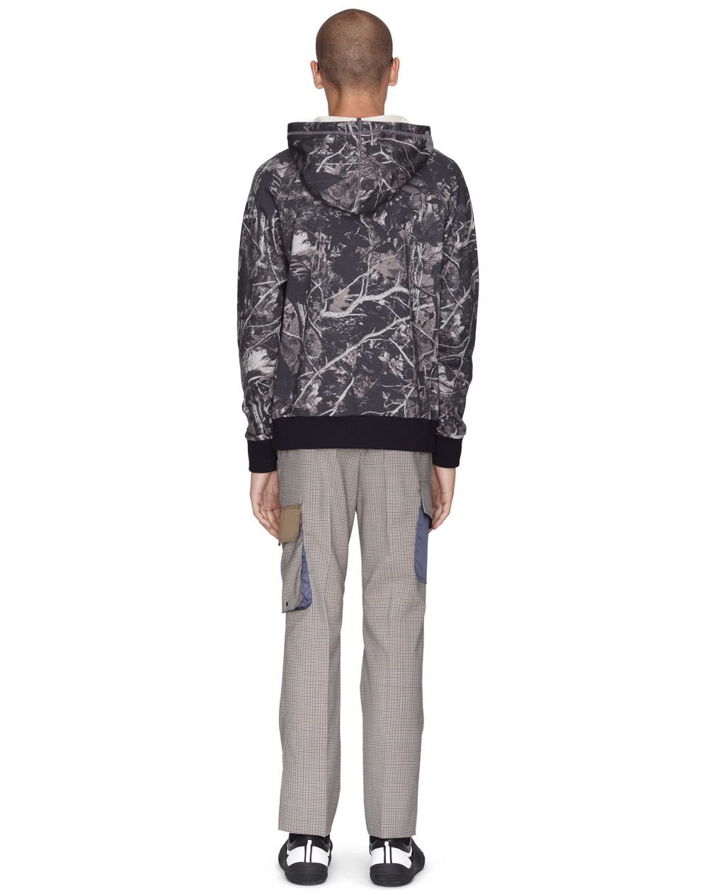 """""""FOREST CAMOUFLAGE"""" HOODIE - Lanvin"""