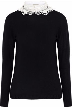 TEMPERLEY LONDON Merino wool sweater