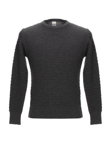 Фото - Мужской свитер GRP темно-коричневого цвета