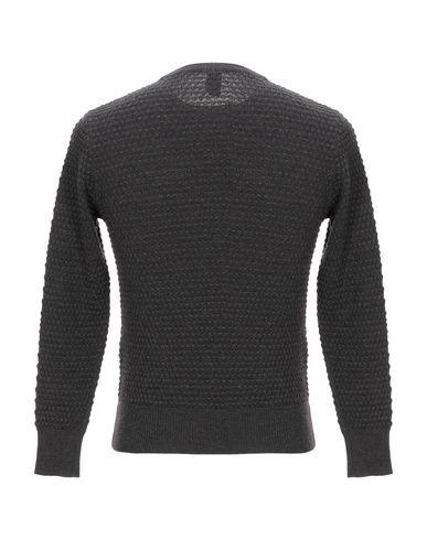 Фото 2 - Мужской свитер GRP темно-коричневого цвета