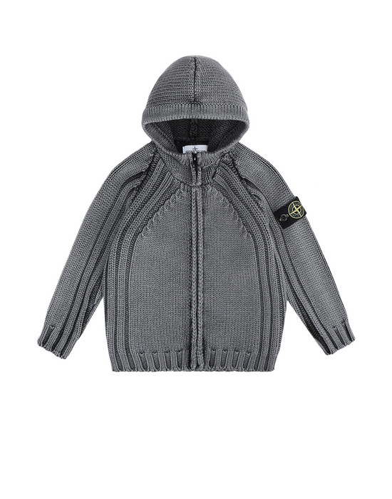 Sweater 523D4 FROST FINISH  STONE ISLAND JUNIOR - 0
