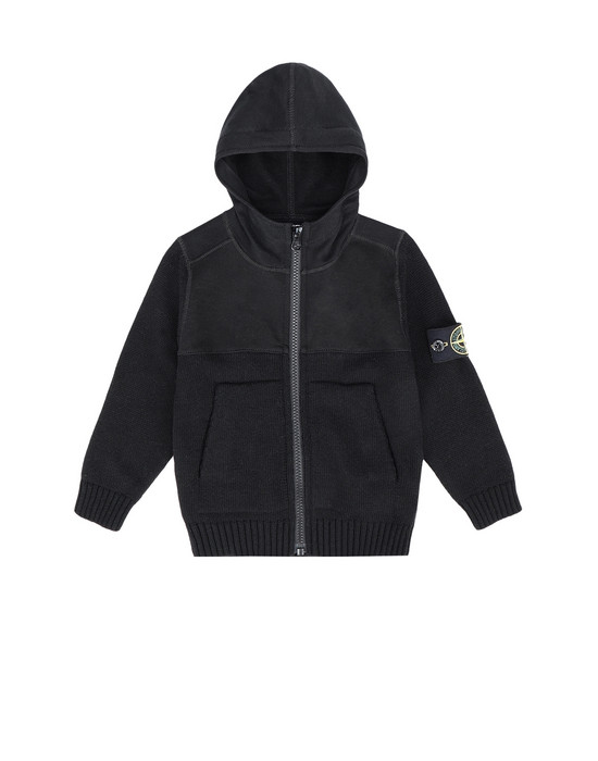 Sweater 520D1 STONE ISLAND JUNIOR - 0
