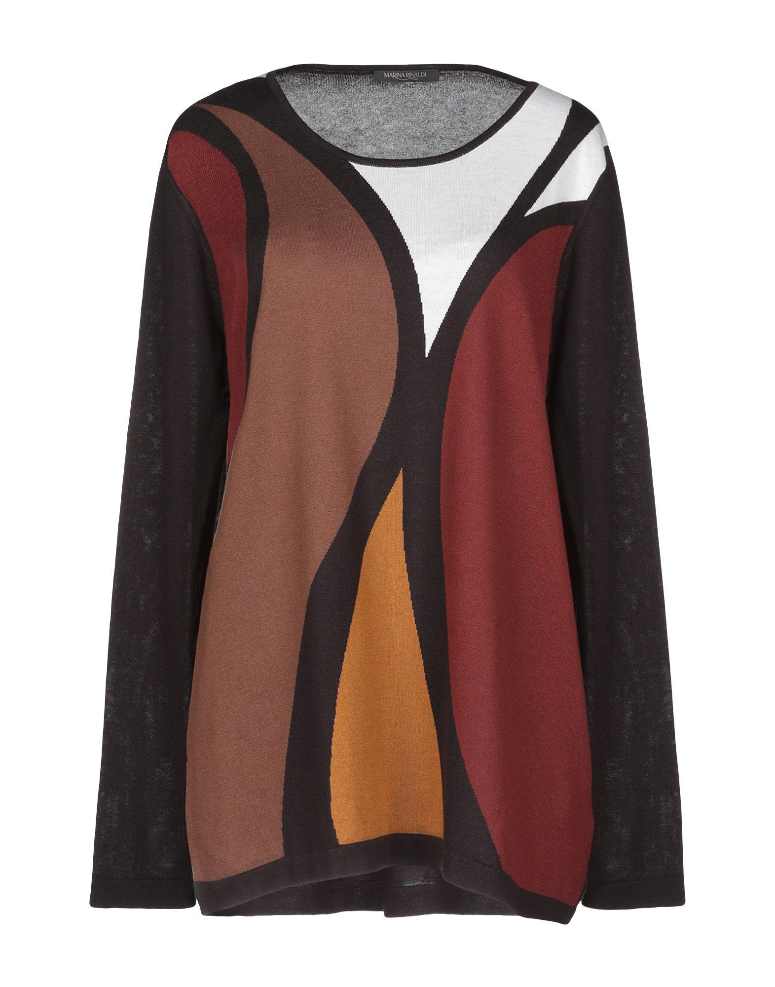 MARINA RINALDI Свитер persona by marina rinaldi свитер