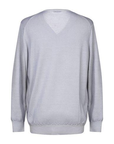 Фото 2 - Мужской свитер GRAN SASSO небесно-голубого цвета